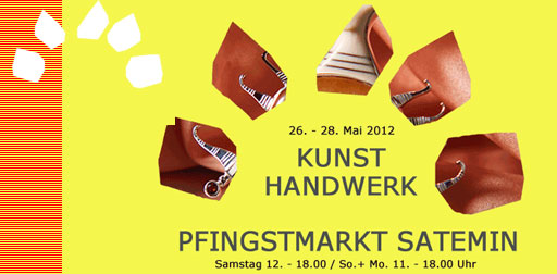 Pfingstmarkt Satemin 2012